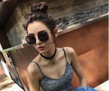 Fashion Wear Women's Round Frame Sunglasses New Style 2018