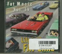Life in the Fat Lane: Fat Music, Vol. 4 by Various Artists (CD, Apr-1999, Fat Wr