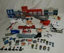 Small Scale Fire & Police Department / Hospital w/ Emergency Vehicles 920