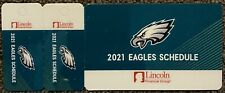 2021 Philadelphia Eagles Schedule 🏈 Cool NFL Football Sked 🏈 Lincoln