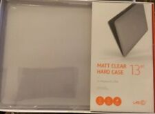 "Matt Clear Hard Case For 13"" MacBook Pro 2016"