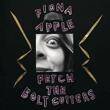 "FIONA APPLE: Fetch The Bolt Cutters (CD) 6-17-20 NEW and ""SEALED"""
