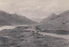 Photo originale CHEMIN DE FER Bernina soins palliatifs chr. MEISSER 1909
