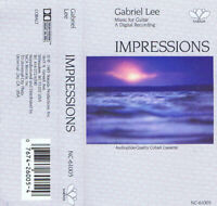 Impressions cassette Gabriel Lee very good New Age (Rare!)