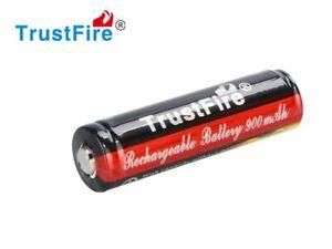Trustfire 14500 900mAh 3,7V geschützte Li-Ionen Zelle (Flame)
