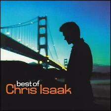 Chris Isaak Best of CD Wicked Game Somebody S Crying 80 S 90 S Pop
