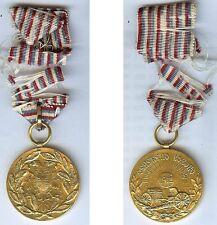 Médaille - SERBIE commémorative Guerre 1912 libération Kosovo