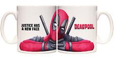 Deadpool personalised Movie Comic Coffee Tea Novelty Mug
