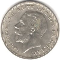 1935 George V Silver Crown Coin | Pennies2Pounds (GV1)