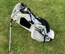 Titleist Players 4 Plus Golf Stand Bag - White & Gray