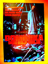 DOMINIQUE  1979  CLIFF ROBERTSON   JEAN SIMMONS  HORROR RARE EXYU MOVIE POSTER