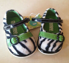 NWT Gymboree MOD ZEBRA Zebra Print Shoes Baby 01