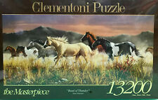 CLEMENTONI PUZZLE 13200 PEZZI - CODICE 38006 - JAMES HAUTMAN (BAND OF THUNDER)