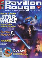 PAVILLON ROUGE N°12. Juin 2002.