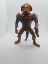 SAUROD VINTAGE HE-MAN MOTU MASTERS OF THE UNIVERSE COMPLETE ORIGINAL FIGURE