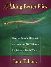 Matching Major Saltwater Baits : The Flies and How to Fish Them by Lou Tabory...