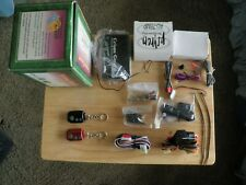 NEW 1992/98 HONDA CIVIC KEYLESS ENTRY/SECURITY SYSTEM IN BOXES W/INSTRUCTIONS