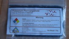 Potassium Permanganate ( KMnO4 ) High Quality ,100 grams Best Value on Ebay