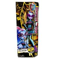 Monster High Abbey Bominable Geek Shriek Daughter Of The Yeti Doll New
