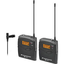 Sennheiser ew 112-p G3 Camera-Mount Wireless Microphone System with ME2 Lavalier
