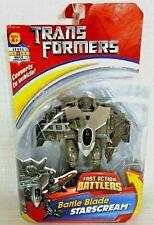 Dreamworks Transformers Battle Blade Starscream Vehicle Hasbro 2006