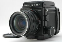 【NEAR MINT】 MAMIYA RB67 Pro S SEKOR C 50mm f/4.5 120 Film Back from JAPAN #1051