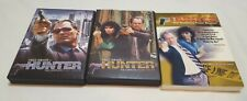 Hunter TV Series DVD Fred Dryer Season 1 2 And 3 (DVD, 11 Discs) CLEAN!