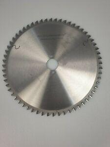 German Circular Saw Blade MITRE SMOOTH CUT 250mm X 3,2/2,2 X 30mm Z60 ATB NEG