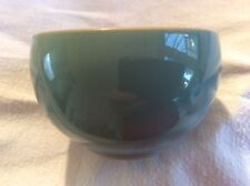 Denby Manor Green Curved Sided Open Sugar Bowl - NEW & UNUSED