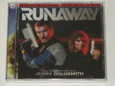 Runaway cd Movie Soundtrack Limited Film Jerry Goldsmith Tom Sellek Gene Simmons