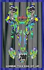 Honda TRX 300 TRX300 EX 07-12 ATV SEMI CUSTOM GRAPHICS KIT MIKA