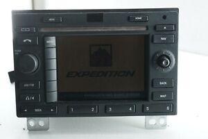 FORD EXPEDITION Radio Navigation Unit AM-FM Tuner CD GPS OEM 2004 - 2006