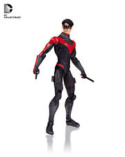Dc Collectibles Designer Series Nightwing Greg Capullo Action Figure!