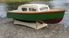 Sea Scout Boat Model Wooden boat kit Lesro models Les Rowel
