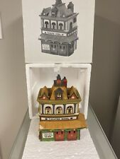 Dept 56 Theatre Royal Dickens Village #55840 Retired 1992