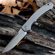ZT0450 Couteau Zero Tolerance Small Sinkevich Acier S35VN Manche Titane USA