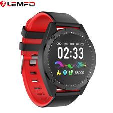 Lemfo G50 Montre Intelligente Femme Cardiofréquencemètre SmartWatch Pour Huawei