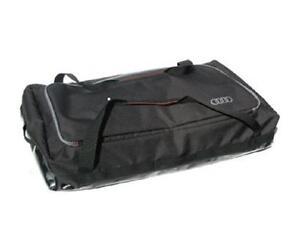 Audi OEM Medium Soft Cargo Bag - GREAT for genuine Audi Roof Rack Cross Bars