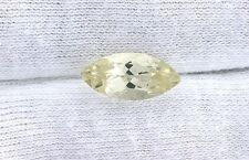 3.19 Ct 15mm x 7mm Marquise Andesine Bytonite Labradorite Sunstone Gemstone