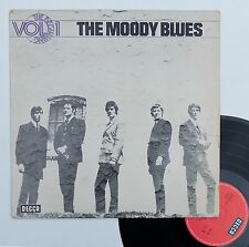 "Vinyle 33T The Moody Blues  ""The beginning - vol. 1"""