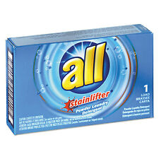All Ultra Coin-Vending Powder Laundry Detergent 1 load 100/Carton 2979267