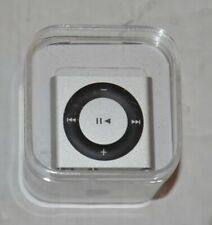 iPod Shuffle 4th generation 2gb silver pd778ll/a new open box late 2012