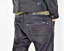 G Star RAW Attacc Men's Slim Straight Aged Denim Grey Rinsed Jeans 36 NWT $130