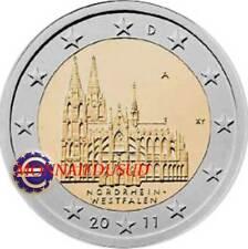 2 Euro Commémorative Allemagne 2011 - Cathédrale de Cologne