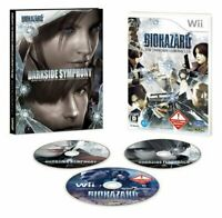 Biohazard The Darkside Chronicles [Collector's Pack] [Japan Import]