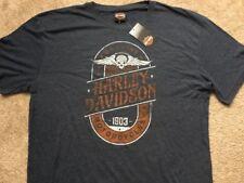 Harley Davidson Winged Skull Shirt Nwt Men's XXXL