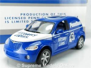 CHRYSLER PT PANEL CRUISER MODEL CAR 1:24 PENN STATE WHITE ROSE ISSUE K8Q