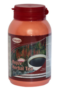 Morlife Rejuv Herbal Tea 250g |  Ezziac Tea | Essiac
