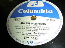 """8/4R Akkordeon Duo """" Die Hodlars"""" - Operette im Rhythmus"""