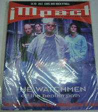 Impact Magazine The Watchmen June 1996 101812R